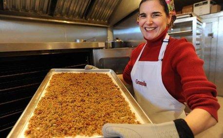 My Friend Jen Olbrys – The Goddess of Granola