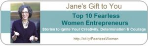 Download free ebook Top 10 Fearless Women Entrepreneurs