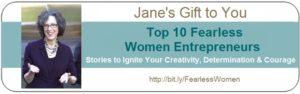Download free ebook Top 10 Fearless Women Entrepreneurs