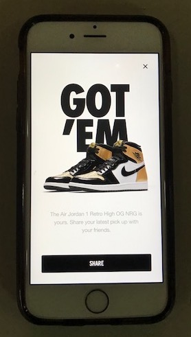 Oh, To Have Nike's Fan Base!