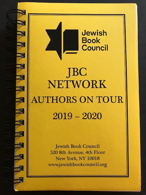 Jewish Book Council – Authors on Tour Event: Impeccable!