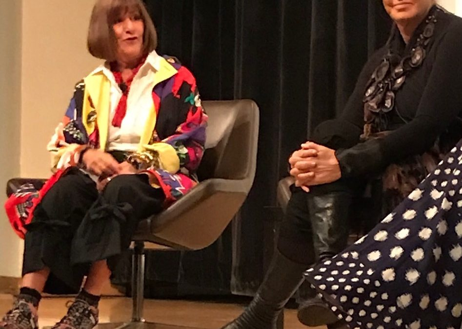 Donna Karan and Kay Unger Share Their Reinventions