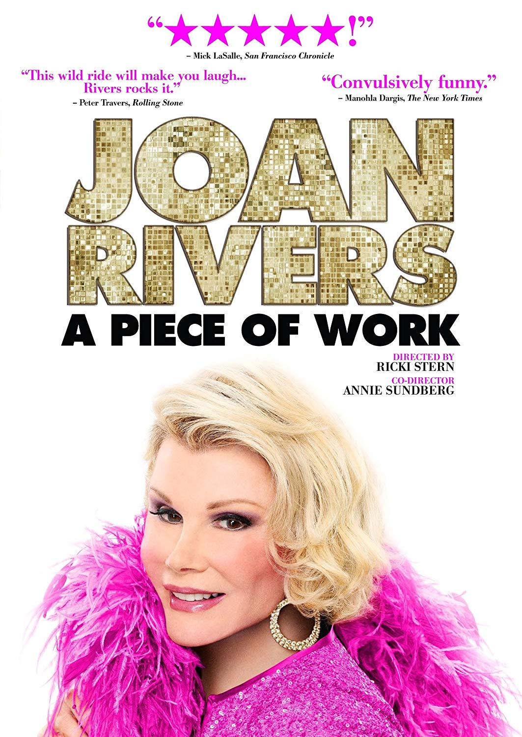 Still Admiring Joan Rivers