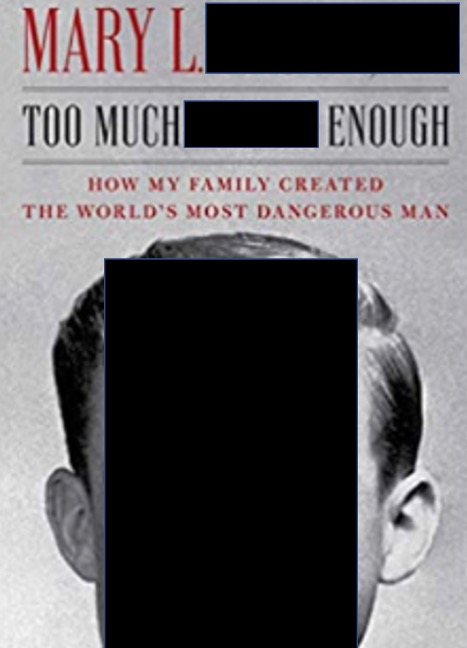 My Memoir Title is Too Much of Not Enough — Not to Be Confused With…