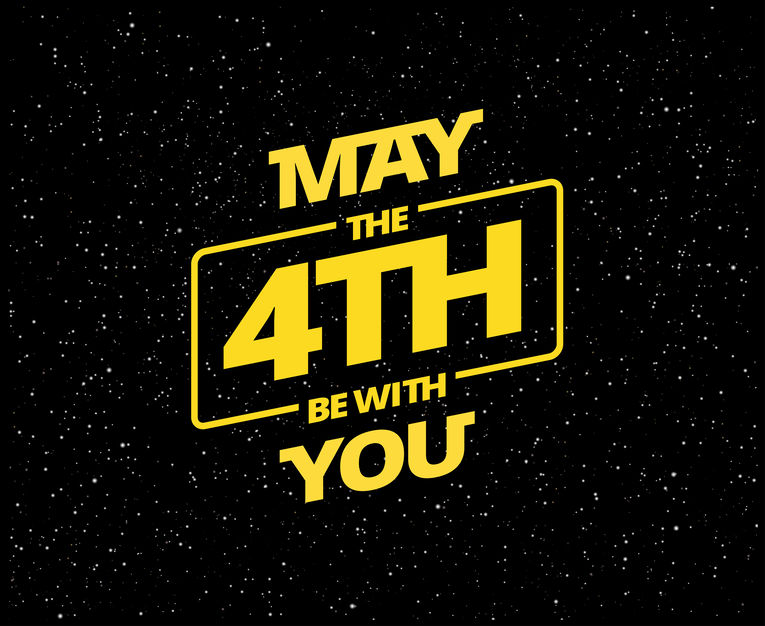 Did You Know It's Star Wars Day?